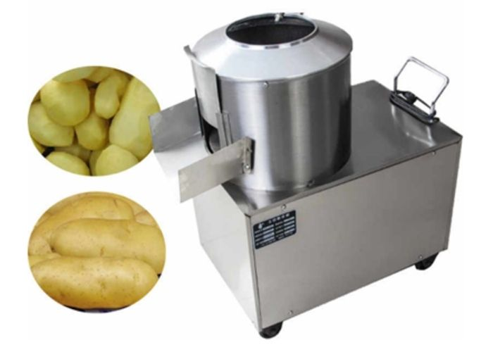 Vega DSC 300 мойка овощей очистка корнеплодов